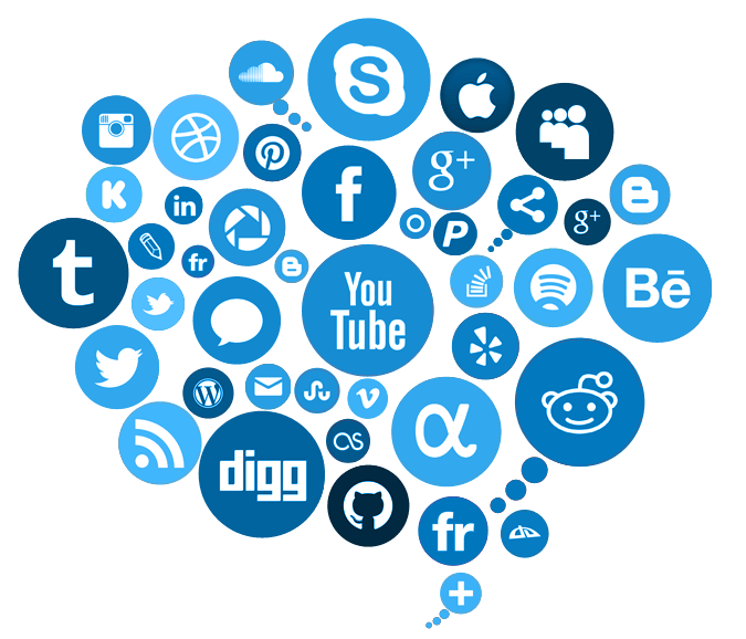 The top 10 game changers in social media