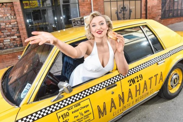 Marilyn launches new Bar and restaurant Manahatta