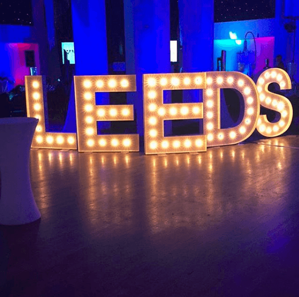 Lighting up Leeds Lifestyle Awards
