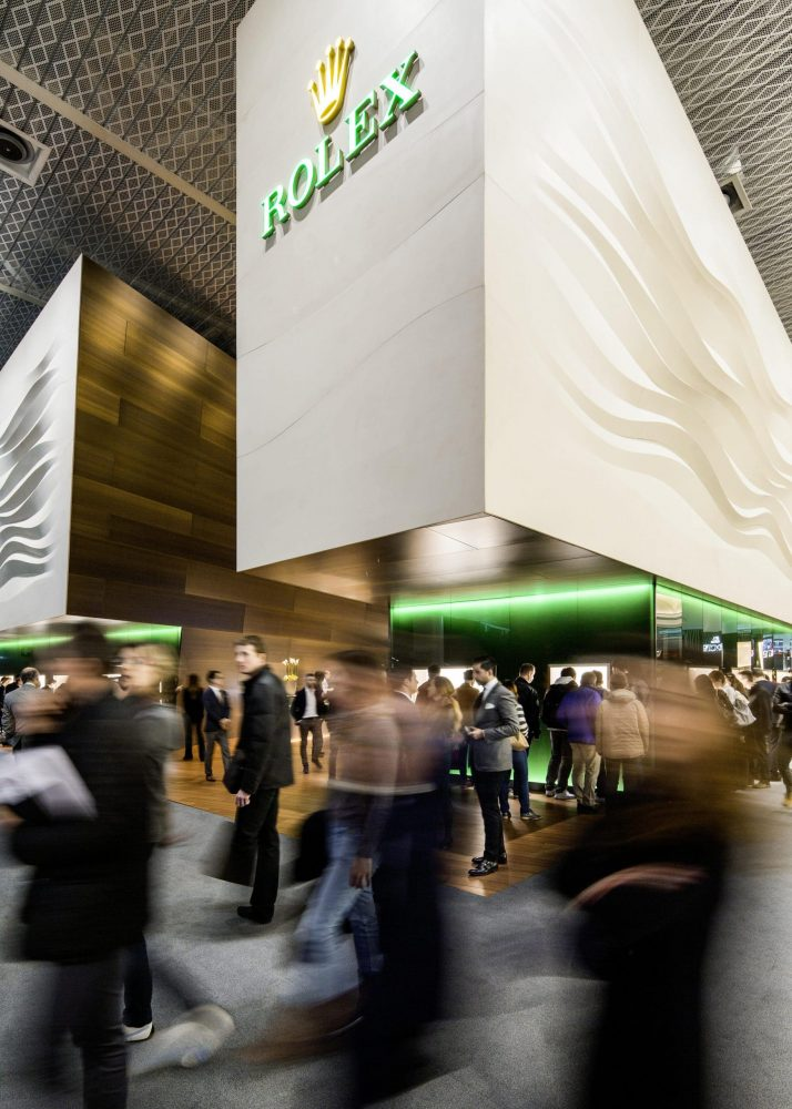 Baselworld is coming… and Prohibition will be there