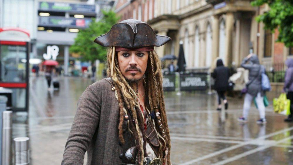 Prohibition Pirate Takeover