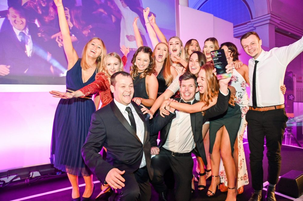 Prohibition scoops an impressive eight CIPR Pride Awards